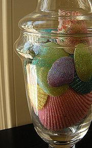 Kid's crafts   Shimmery Summer Sea Shells
