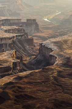 Green River Overlook, where it joins the Colorado River, Canyonlands National Park, Utah by Rick Bergstrom Green River, Beautiful World, Beautiful Places, Road Trip, Canyonlands National Park, Take Better Photos, Plein Air, Land Scape, Beautiful Landscapes