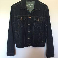 Nwot Gap Denim Jacket