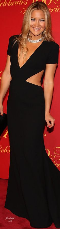 Kate Hudson in Rachel Roy at Cartier's 100th Anniversary Celebration