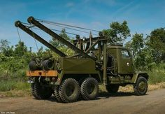 Praga V3S Rc Trucks, Tow Truck, Heavy Truck, Heavy Equipment, Eastern Europe, Czech Republic, Cars And Motorcycles, Military Vehicles, Techno