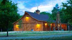 DSM1210 - Ponderosa Country Barn1