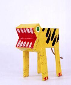 Tiger by British graphic designer Alan Fletcher