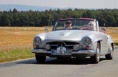 19.07.2014 Mercedes Benz 190 SL, Bj. 1961 Wolfgang Busch