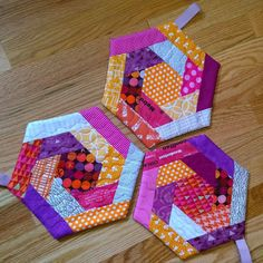 A Quilter's Table: Scraptastic