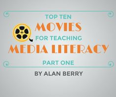 These movies challenge news, TV and advertising media, question how men and women and race are represented in media, and how we are influenced by media. Digital Literacy, Media Literacy, Digital Citizenship, Educational Technology, Critical Thinking, 21st Century, Curriculum, School Ideas, Literature