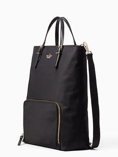 6ab8255c87be Kate Spade Convertible Backpack Laptop Bag
