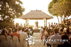 Ayana Resort Wedding Ceremony