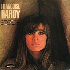 "Francoise Hardy - ""Die Liebe geht"", german version of ""L´amour s´en va"", the entry of Monaco for the Eurovision Song Contest 1963 (special french release)"