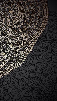 Mandala wallpaper vintage wallpaper background mandala design in