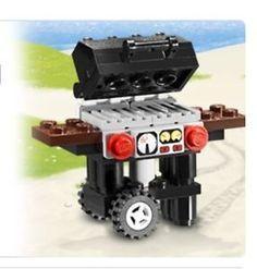 lego mini build   Lego Store Monthly Mini Build Summer Exclusive BBQ Grill 2013   eBay