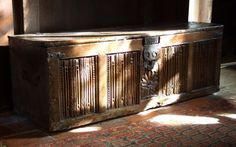 Coffer 863821 | National Trust Collections