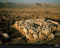 Photos-Pays du monde 2: Le Yemen aussi a son Manhattan au coeur du désert - Frawsy