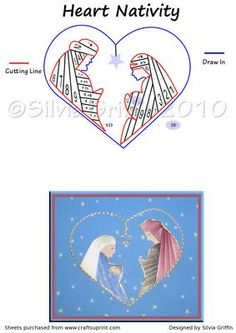 Page 4 of Christmas / Iris Folding Patterns / Card Making Iris Folding Templates, Iris Paper Folding, Iris Folding Pattern, Paper Piecing Patterns, Card Patterns, Quilt Patterns, Paper Cards, Folded Cards, Christmas Card Crafts