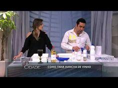 como limpar : dicas com bicarbonato de sódio   Flávia Ferrari - YouTube