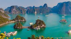 Ha Long Bay - The Legend of Vietnamese History - FocusAsia Travel World Most Beautiful Place, World's Most Beautiful, Vietnam Travel Guide, Asia Travel, Travel List, Budget Travel, Hanoi, Photo Vietnam, Cool Places To Visit