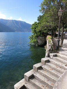 Sept/2015 Lake Como Italy Trip.  Town of Menaggio.  You can walk between many of the towns, but for 5 euro theirs a little street train that can transport you.