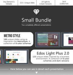 Influencer powerpoint presentation template powerpoint templates small bundle powerpoint template toneelgroepblik Images