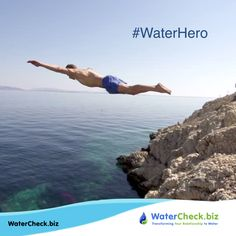 A woman is like a tea bag you can't tell how strong she is until you put her in hot water #WaterHero www.watercheck.biz