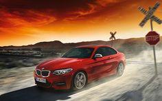 BMW 2 Series Coupé : Images & videos