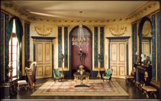 Mrs. James Ward Thorne American, 1882-1966, E-26: French Anteroom of the Empire Period, c. 1810
