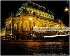 Narodni Divadlo by Latin-Point, via Flickr