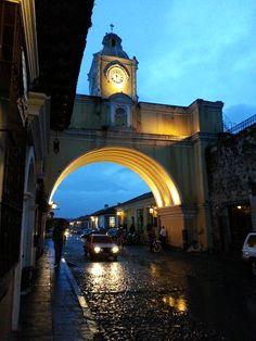 Arco de Santa Catarina, Antigua Guatemala