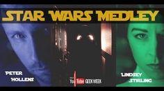 Peter Hollens & Lindsey Stirling ~2Videos~ https://www.facebook.com/PeterHollensMusic/videos/882212705164394/