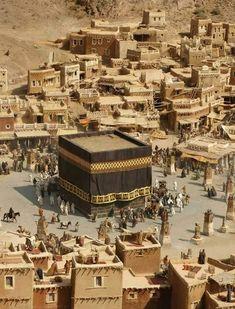 The holy mosque - Makkah Islamic Images, Islamic Pictures, Islamic Art, Mecca Masjid, Masjid Al Haram, Tafsir Coran, Films Western, Naher Osten, Medina Mosque