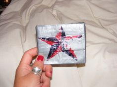 Duct Tape Wallet!