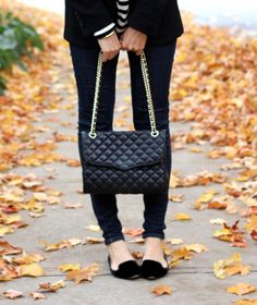 the chanel classic flap bag is one of my dream bags, and though i hate imitations, i think rebecca minkoff's quilted affair bag does a beautiful job, while also standing on its own. impressively crafted + so practical, it infuses the everyday with elegance.