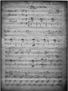 """Trio para clarinete, violonchelo e piano de John Nicholson Ireland (1879-1962), un compositor británico da primeira metade do século XX.  Foi composta entre 1912 e 1914. Aparece anunciada como """"probablemente incluída"""" nun concerto realizado en Londres o 9 de xuño de 1914."""