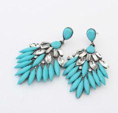 fashion earrings | LvLv.com