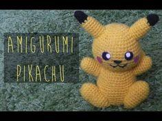 Amigurumi Pikachu Patron En Espanol : Pikachu (Pokemon) Amigurumi - Patron Gratis en Espanol ...
