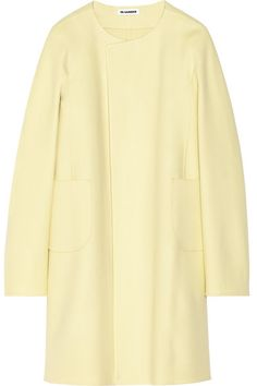 JIL SANDER Raipur cashmere coat - I love this coat for D, YangN might wear it too. Kind of leaning toward LSu over LSp?