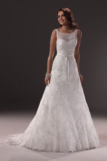Maggie Sottero is my absolute favorite wedding dress designer! Frilly Frocks - Maggie Sottero