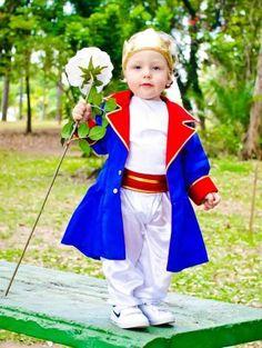 A fantasia de Pequeno Príncipe é super legal e dá para qualquer idade! #fantasias #carnaval