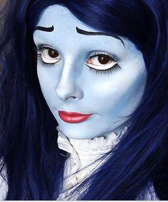 Corpse Bride Makeup #stage