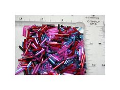 Bugle Beads - Assorted Colors