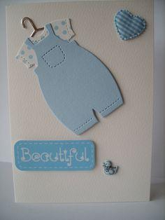 Beautiful #Baby Boy #Card - Cute