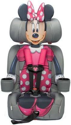 Disney Kidsembrace Combination Toddler Harness Booster Car Seat ...
