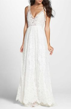 Heartloom Tie Shoulder Charlie Lace Gown Modern Wedding Dress Size 12 (L) Affordable Wedding Dresses, Best Wedding Dresses, Wedding Suits, Bridal Dresses, Wedding Gowns, Wedding Reception, Wedding Bells, Lace Wedding, Size 12 Wedding Dress