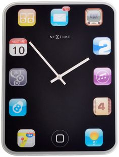 Nextime Iphone clock