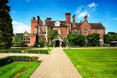 One Night Countryside Stay for Two at Alexander House Hotel