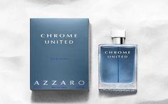 Azzarro Chrome United - Novidades e lançamentos de perfumes masculinos 2014