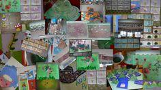 i miei lavoretti creati nel 2012.2013 con i bimbi della mia classe