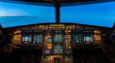 I enjoy gazing up at a cloudless blue sky. The sky is a beautiful part of our great Creator's masterpiece, given for us to enjoy. Imagine how much pilots must love the view. They use several …