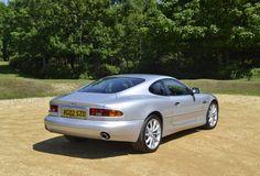 2002 Aston Martin DB7 Vantage V12 Automatic - Silverstone Auctions