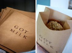 Did you know you can print directly to paper bags? Perfect party favor idea! #partyfavor
