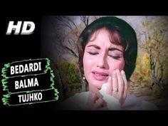 Hindi Movie Video, Old Hindi Movie Songs, Indian Movie Songs, Hit Songs, Love Songs, Hindi Bollywood Songs, Lata Mangeshkar Songs, Evergreen Songs, Romantic Love Song
